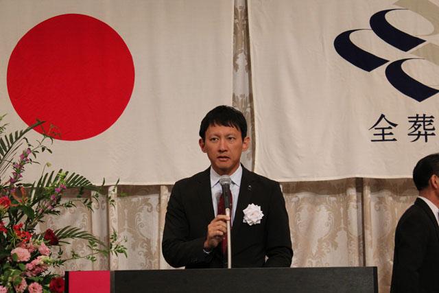 ニュースリリース   葬儀社の全国ネットワーク 全葬連Copyright 2003-2018 All Japan Funeral Directors Co-Operation Allrights reserved.本ホームページ及び本ホームページに掲載されている文章・写真・図・ダウンロードファイル等の著作権・使用権等は、全日本葬祭業協同組合連合会が管理しています。全日本葬祭業協同組合連合会の許可なく、本ホームページ及び本ホームページに掲載されている文章・写真・図・ダウンロードファイル等のコピー・転載・リンクを行うことを禁じます。